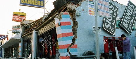 Earthquake Damage Image